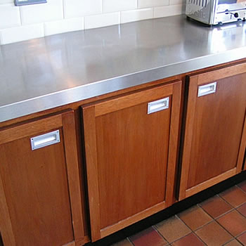 Kitchens - bespoke joinery