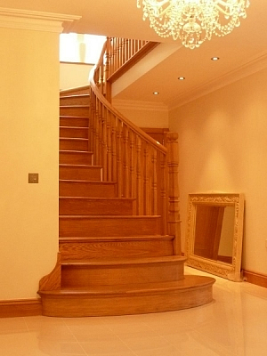 Staircase joiners carpenters in london